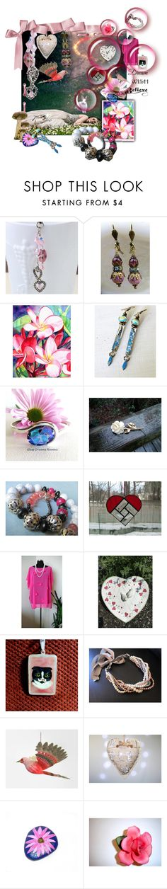 Valentine Gifts for Your Princess by funnfiber on Polyvore featuring WALL