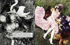Editoriais Inspirados na Era Eduardina e Belle Époque