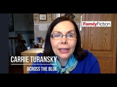 Video Interview with Carrie Turansky, the author of Across the Blue. Historical Fiction Authors, Historical Romance, Falling In Love With Him, One Pilots, Carrie, Carry On, Interview, Novels, Modern Women