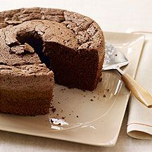 Image of a chocolate walnut torte Flour-less Chocolate Cake