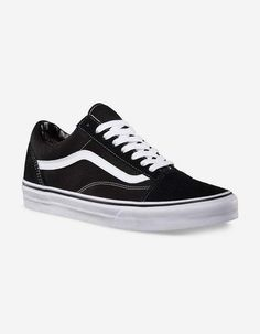 c9455e8b3661a2 VANS Old Skool Black   White Shoes Old Skool Black
