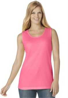 Plus Size Ribbed tank
