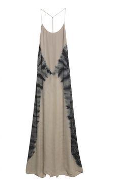 Raquel Allegra Halter Dress @ 25Park.com