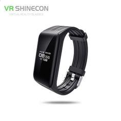 LERBYEE кольоровий екран Smart Bracelet Водонепроникний 24 години Монітор  серцевого ритму Фітнес-трекер Bluetooth Smart 0f15747d85cf0