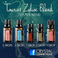 Image result for zodiac diffuser blends