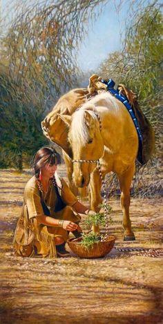 Quando togliamo qualcosa dalla Terra, dobbiamo anche restituirle qualcosa. Noi e la Terra dovremmo essere compagni con uguali diritti. Quello che noi rendiamo alla terra può essere una cosa così semplice e allo stesso tempo così difficile come il rispetto.   (Detto Navajos)