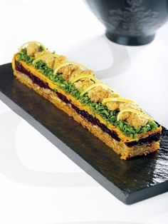 ActiFry Grated Vegetable Loaf with Lemon and Chives.