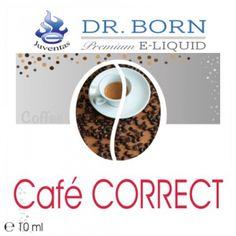Vapestar - Dr. Born Premium Liquid Café Correct