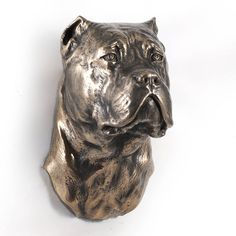 Cane Corso dog hanging statue limited edition by ArtDogshopcenter