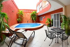 San Miguel Condos are located in town #Cozumel right near the pulse of city life. #SanMiguelCondos