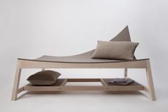 Functional Hybrid Loungers by Tamas Bozsik