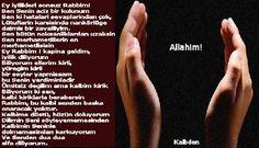 miraç kandili duası türkçe 1