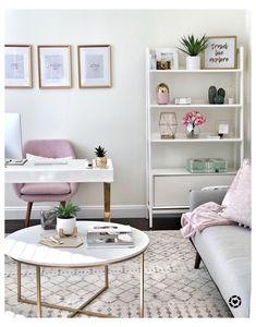Cozy Home Office, Home Office Space, Home Office Design, Home Office Decor, Home Decor, Office With Couch, Design Marocain, Office Inspo, Office Ideas