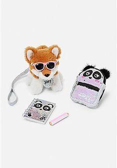 Pet Shop Panda Backpack Kit Pet Shop Pet Backpack Kawaii