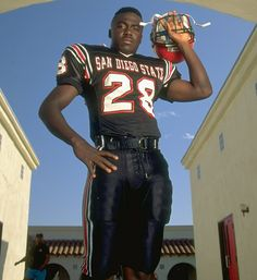 Marshall Faulk in College Football