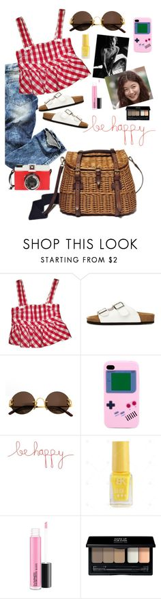 """Bring the sunshine in"" by elliewriter ❤ liked on Polyvore featuring H&M, Dolce&Gabbana, Charlotte Russe, Cartier, Natural Life, MAKE UP FOR EVER and Edition"