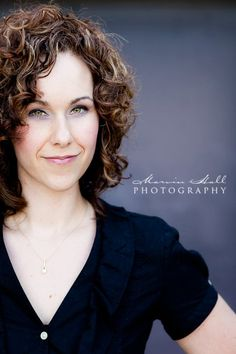 Head Shot - Amanda Whitehead  http://marvinhallphotography.com