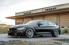 BMW M4 GTS - Vorsteiner Sport Forged V-FS 001 Bmw M4, M4 Gts, Bmw 4 Series, Badass, Buying Wholesale, Bespoke, Hot, Live, Black
