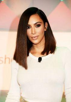 Os cinco produtos usados por Kim Kardashian quando ela faz a própria make