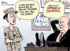 Fox priorities