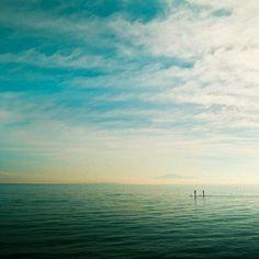 Sea Sky Freedom