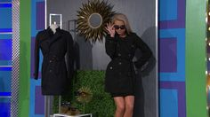 RACHEL'S BREAKING OUT THE WHOLE CLOAK AND DAGGER ROUTINE WITH THESE NEW BURBERRY TRENCH COATS! THIS TIMELESS DOUBLE BREASTED HIS AND HER COLLECTION INCLUDES A POLYWOVEN MEN'S STYLE, AND A WATER RESISTANT LADIES COAT. #PriceIsRight #TrenchCoat #Burberry #Spy