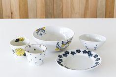 九谷焼/米満麻子/レモンの木/6.5寸鉢(径:約19.5cm) - 北欧雑貨と北欧食器の通販サイト| 北欧、暮らしの道具店