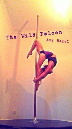 Beautiful image, beautiful dancer, beautiful pole!