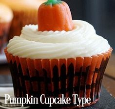 JUST SCENT PUMPKIN CUPCAKE Fragrance Oil - Slatkin Type - A warm, down home luscious bakery blend of spiced pumpkin cupcake, rich buttercream and frosted ginger. Totally Yummy!! Your house will smell so warm and cozy!  Excellent in soy and safe for bath and body 152 Degree FP - NO USPS INTERNATIONAL SHIPPING PHTHALATE FREE 2.9% ET Vanillin Content 0.7% Vanillin
