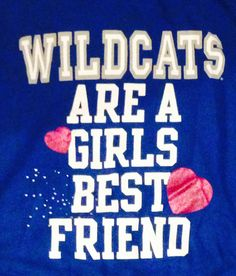 Go Kentucky wildcats!  # # #