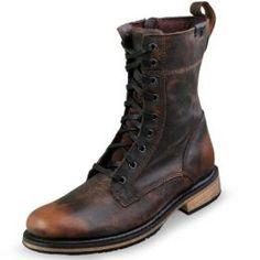 Bota Harley Davidson #Botas #Boots #Él #Caballero #Hombre #Moda #Estilo