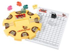 Puremco Mexican Train and Chicken Game Centerpiece Kit Puremco http://www.amazon.com/dp/B000BTECNG/ref=cm_sw_r_pi_dp_AyoYub1KM46BK