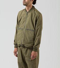 nanamica / Dock Jacket