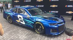 Camaro ZL1 is Chevys pick for 2018 Monster Energy NASCAR Cup Series car