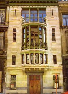Hôtel Tassel - Bruxelles, Belgique / 1893 / Victor Horta