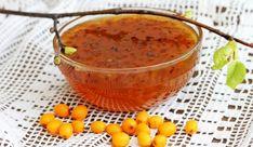 Dulceață de Cătină și Jeleu de Cătină Canning Pickles, Salsa, Deserts, Gem, Fruit, Health, Ethnic Recipes, Sauces, Food