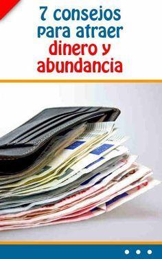 ¡Haz tu cartera un imán de dinero! 7 consejos para atraer dinero y abundancia.