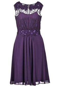 LORI MAY  - Vestito elegante - grape