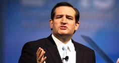 Senator Ted Cruz of Texas scaring White People to death!! VISIT