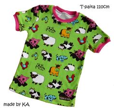 Farm T-shirt for Kids.