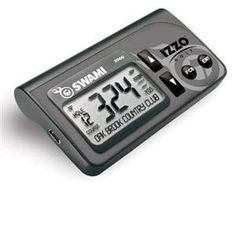 IZZO Golf, Swami 3000 Golf GPS (Catalog Category: Satellite Radio / Accessories) by IZZO Golf. $103.64. IZZO Golf, Swami 3000 Golf GPS (Catalog Category: Satellite Radio / Accessories) Swami 3000 Golf GPS - Insta-Lok Technology instantly displays yardage to the front center & back of the green. Simple to operate with large easy-to-read display - even in bright sunlight Pre-loaded with over 19 000 U.S. and Canadian courses Course automatically recognized and name...