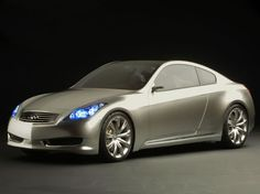 2007 Infiniti G35 Coupe - Front Side