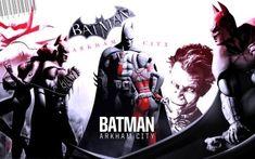 213 Batman: Arkham City HD Wallpapers | Background Images - Wallpaper Abyss Batman Arkham City, Batman Arkham Origins, Gotham City, Harley Quinn, Harley Y Joker, Hd Batman Wallpaper, City Wallpaper, Batman Comic Art, Batman Comics
