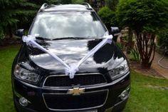 Autoschmuck Autodeko Hochzeit Dekor Verschiedene Variante Komplett (Basis) für 22,90 €