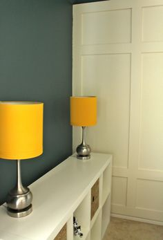 Love this wall color Behr Underwater..would be a pretty exterior house color
