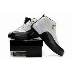 ad03d19ab11a Mens Nike Air Jordan Retro 12 Big Size Whtie Black Buy Sneakers Online
