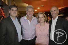 Aogustino Oliveira, Claudio Fernandes, Manoela e Isidro Lobo