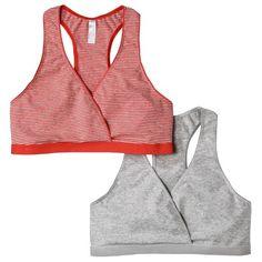Gilligan & O'Malley® Women's 2-Pack Nursing Sleep Bra. Perfect for the breast feeding mom