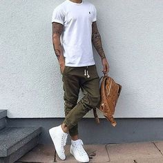 4 ways to flaunt your white sneakers outfit in style mens fashion mens fashion Mode Outfits, Casual Outfits, Men Casual, Casual Winter, Mens Casual Street Style, Mens Casual Summer Outfits, Men Summer Style, Cool Outfits For Men, Smart Casual