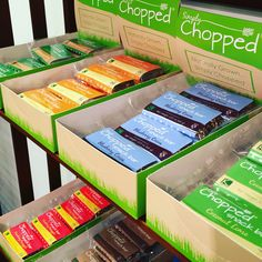 At Simply Chopped®, we believe that living gluten and dairy free doesn't have to mean living without. We offer delicious, gourmet, certified Gluten Free, Dairy Free, Soy Free, Cane Sugar Free, Bran Free, Rice Free Snack Bars. Certified Kosher. We use Local raw Honey. No cheap fillers are added. There are 2 Bars per pack. We are Outdoor enthusiasts, lovers of Animals, Planet Earth and the Ocean. We are proud to give back to reputable organizations that sync with our values.